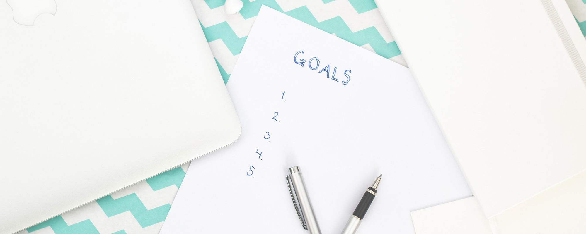 The Motivating Power Of Goal Setting