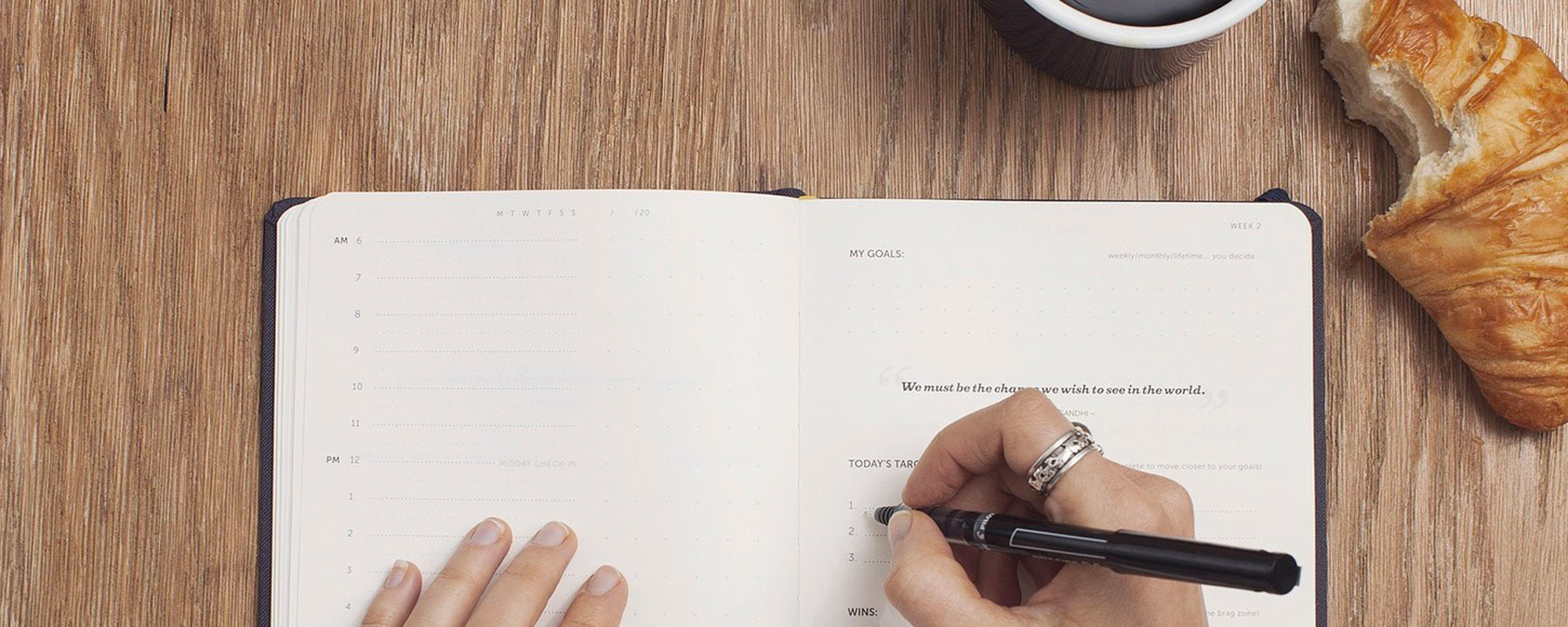 The Power Of Writing Down Your Goals Daily
